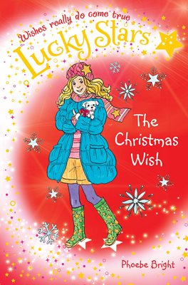 Book cover for Lucky Stars 7: The Christmas Wish